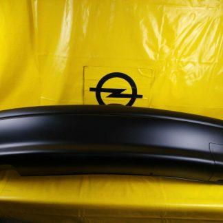 NEU Nachbau Stoßstange hinten Corsa B schwarz grundiert lackiert Stoßfänger
