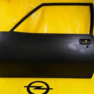 NEU + ORIG Opel Rekord D Commodore B Tür links 2-türer Fahrertür Limousine COUPE