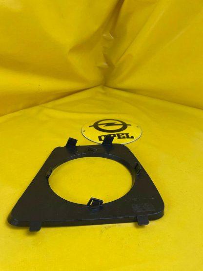 NEU+ORIGINAL Opel Zafira B OPC Einsatz für Blende Chrom Ring vorne rechts