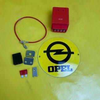 NEU + ORIGINAL GM/ Opel Omega B Astra G Steuergerät Flash Guard Anhängerkupplung