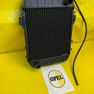 NEU OHV Hochleistungskühler Opel Manta Ascona A B Kadett C GT Kühler 50mm NETZ !