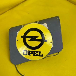 NEU + ORIGINAL GM/ Opel Omega A 3000 Klappe Abschleppöse Stoßstange vorne GSi