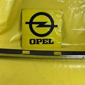 NEU + ORIGINAL Opel Rekord D Commodore B Stoßstange hinten Chrom Stoßfänger NOS