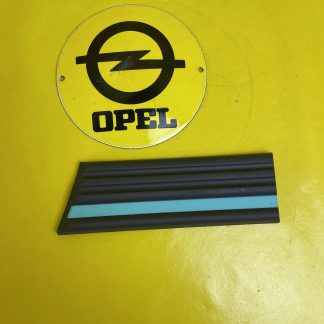 NEU & ORIGINAL Opel Corsa A Zierleiste rechts Kotflügel Blende