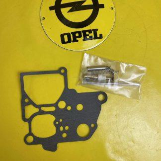 NEU & ORIGINAL Opel Ascona C Kadett E 1,6 Vergaser Dichtsatz überholung Reparatursatz Dichtung Düse Anreicherungsventil