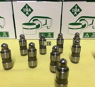 16 x ORIG OPEL Hydrostößel INA Ventilstößel + Kipphebel Schwinghebel 1,3 CDTi