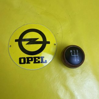 NEU & ORIGINAL Opel Rekord D+E Commodore B+C Monza Senator A Schaltknauf Holzoptik CiH