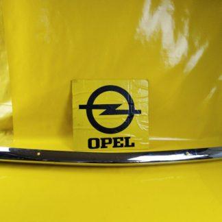 NEU + ORIGINAL Opel Kadett A Coupe Limousine Stoßstange Bumper Stoßfänger Chrom