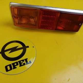 NEU + ORIGINAL Opel Kadett B 1.Serie Rücklicht links Limousine Kiemencoupe