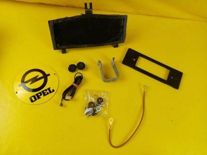 NEU + ORIG Opel Ascona B Manta B Einbausatz Lautsprecher Radio