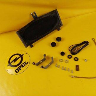 NEU + ORIG Opel Ascona B Manta B Einbausatz Radio Lautsprecher