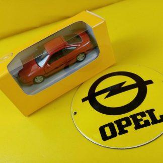 NEU + ORIG Opel Calibra Modellauto Modell Auto OVP Sammler Rarität Spielzeug