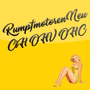 Rumpfmotoren NEU CiH OHV OHC