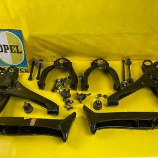 NEU + ORIGINAL Opel Manta Ascona B 2,0 E GSi Überholsatz Vorderachse Querlenker