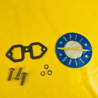 Opel CiH Motoren 4 & 6 Zylinder Satz Dichtung Einspritzdüse Edelstahl Schrauben
