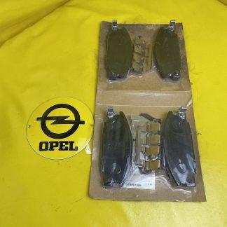NEU & ORIGINAL Opel Frontera A 2,0 2,2 2,4 Bremsbelag Satz vorne Bremsbeläge Bremse Beläge Bremsklötze Campo Isuzu Trooper 2,3 2,8