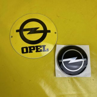 NEU & ORIGINAL Opel Astra F Cabrio Emblem hinten Kofferdeckel 90413036