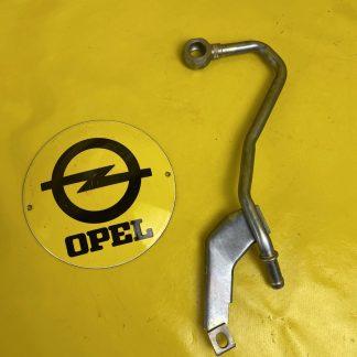 NEU ORIG Opel Astra H Zafira B 2,0 OPC Auslassrohr Turbolader Anschluss Turbo