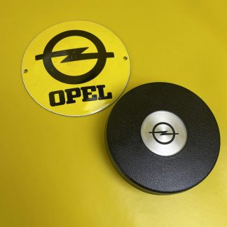 NEU ORIG Opel Manta A Ascona A Rekord D Hupenknopf 2-Speichen