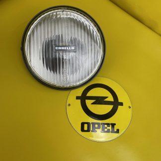 NEU ORIG Opel Rekord D Fernscheinwerfer Carello Einsatz