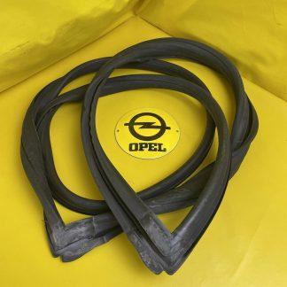 NEU ORIG Opel Corsa A TR Heckscheibendichtung Dichtung