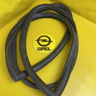 NEU ORIG Opel GT/J Frontscheibendichtung Gummi