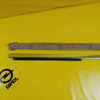 NEU + ORIGINAL Opel Olympia Rekord P1 Zierleiste Tür vorne links