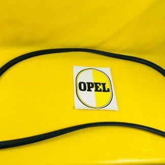 NEU Heckscheibengummi Opel GT /J Dichtung Gummi Heckscheibe Heckscheibendichtung