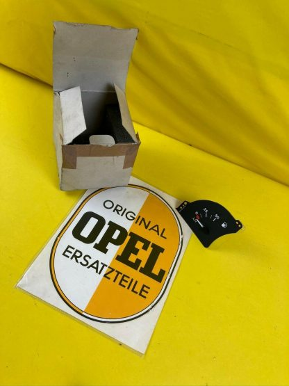 NEU + ORIGINAL Opel Astra F Tankanzeige Tacho VDO Blende Krafstoff Benzin