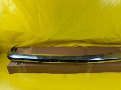 NEU + ORIGINAL Opel Manta B Stoßstange Chrom vorne