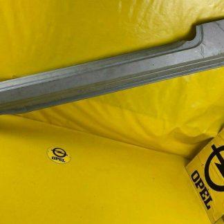 NEU + ORIG Reparaturblech Schweller Einstieg Opel Kadett D Rockerpanel GTE links