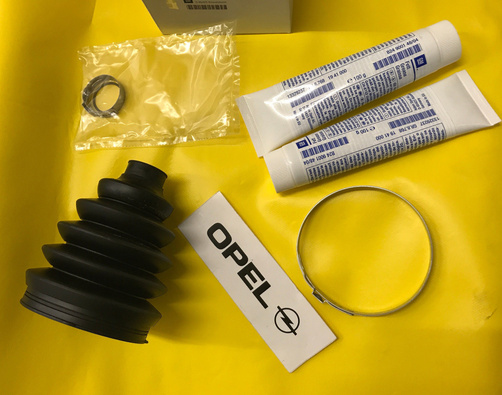 Antriebswelle für Opel Astra H Zafira B 1.9 CDTI 150PS links