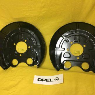 NEU 1x Ankerblech Staubblech Hinterachse passend für alle Opel Vectra B Modelle