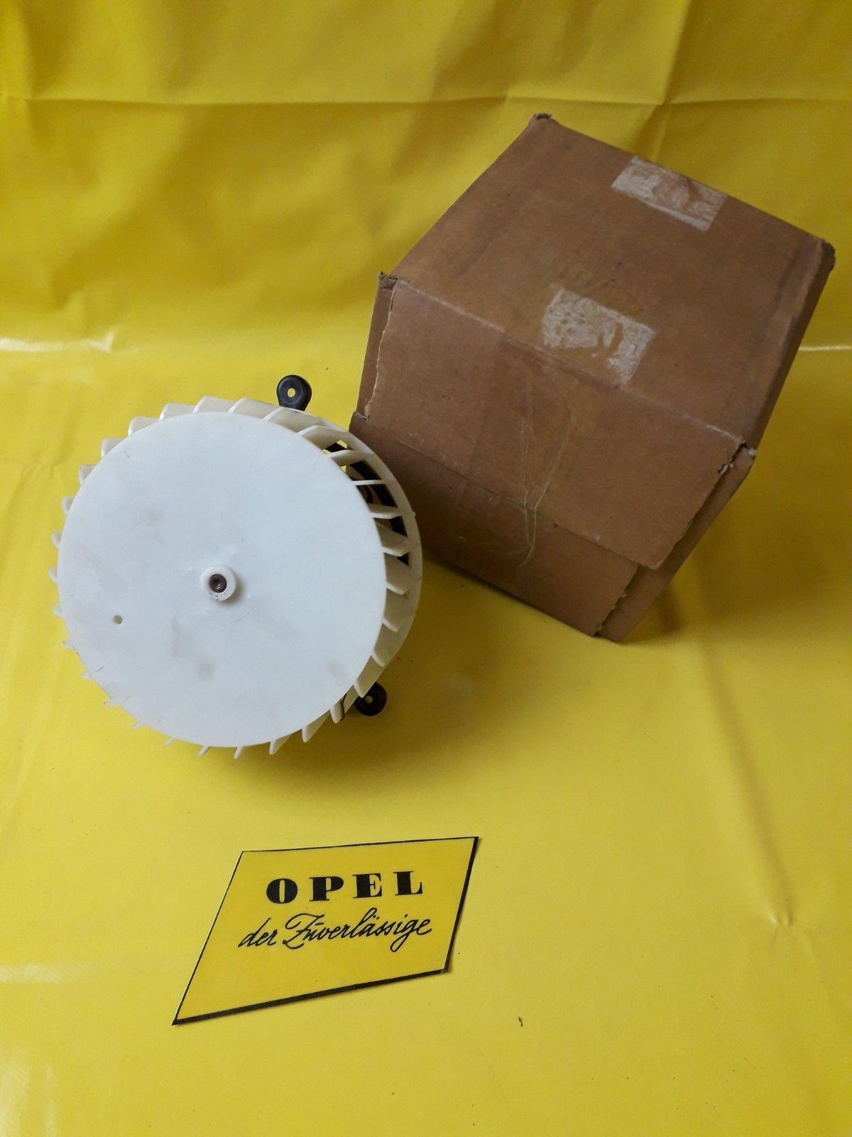 neu original opel kadett d l fter gebl se heizung motor gebl semotor 12 volt opelshop. Black Bedroom Furniture Sets. Home Design Ideas