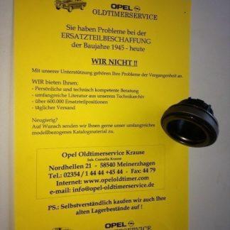 D C //// Kadett C NEU MTE Temperaturgeber Opel //// Rekord D E //// Commodore B